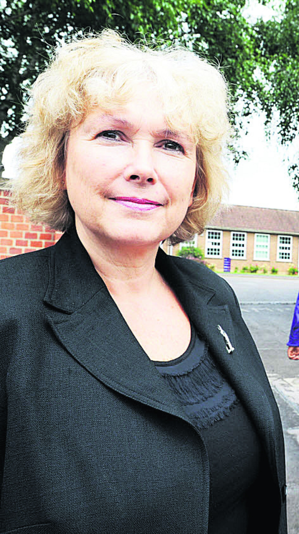Sue Croft, principal of Oxford Spires Academy