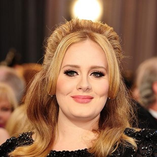 The Oxford Times: File photo dated 24/02/13 of Adele as a relative of the chart-topping global star is to be seen showing off her own abilities as a contestant on BBC1 talent show The Voice.