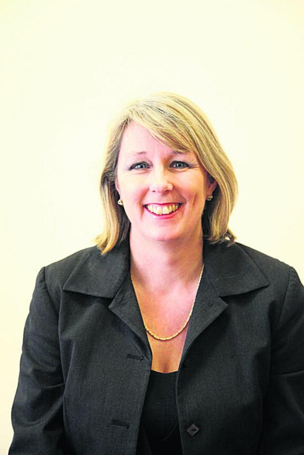 The Oxford Times: Diocese director of education Anne Davey