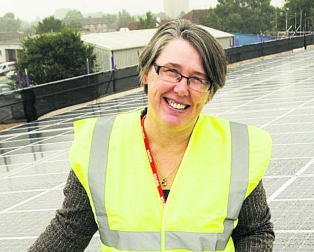 The Oxford Times: Barbara Hammond of Oxford's Low Carbon Hub group