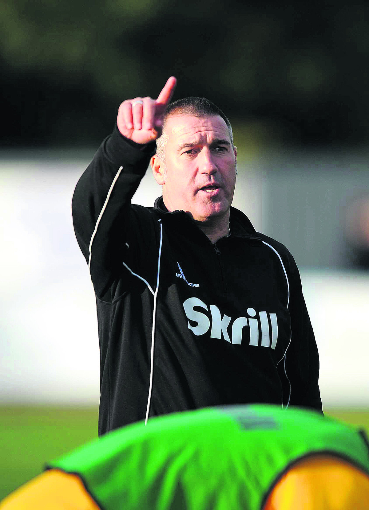 Oxford City boss Mike Ford wants Mark Bell to keep up his good form at Leamington