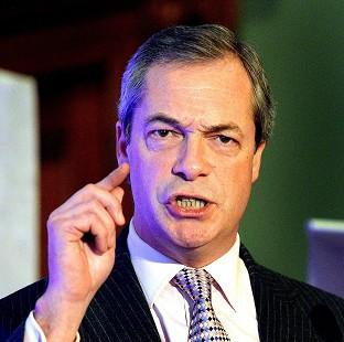The Oxford Times: Nigel Farage said the UK does not have the money to press ahead with HS2