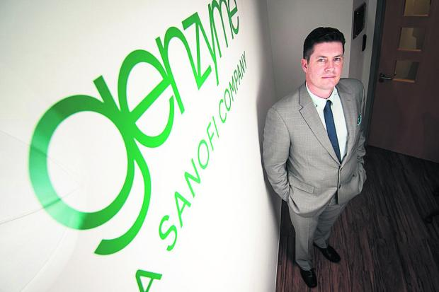 Brendan Martin, general manager of Genzyme, which manufactures the drug