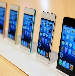 Apple iPhone sales have hit a new peak