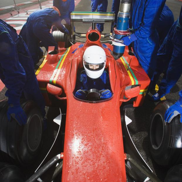 The Oxford Times: MOTORSPORT: Marussia's boss plays down row