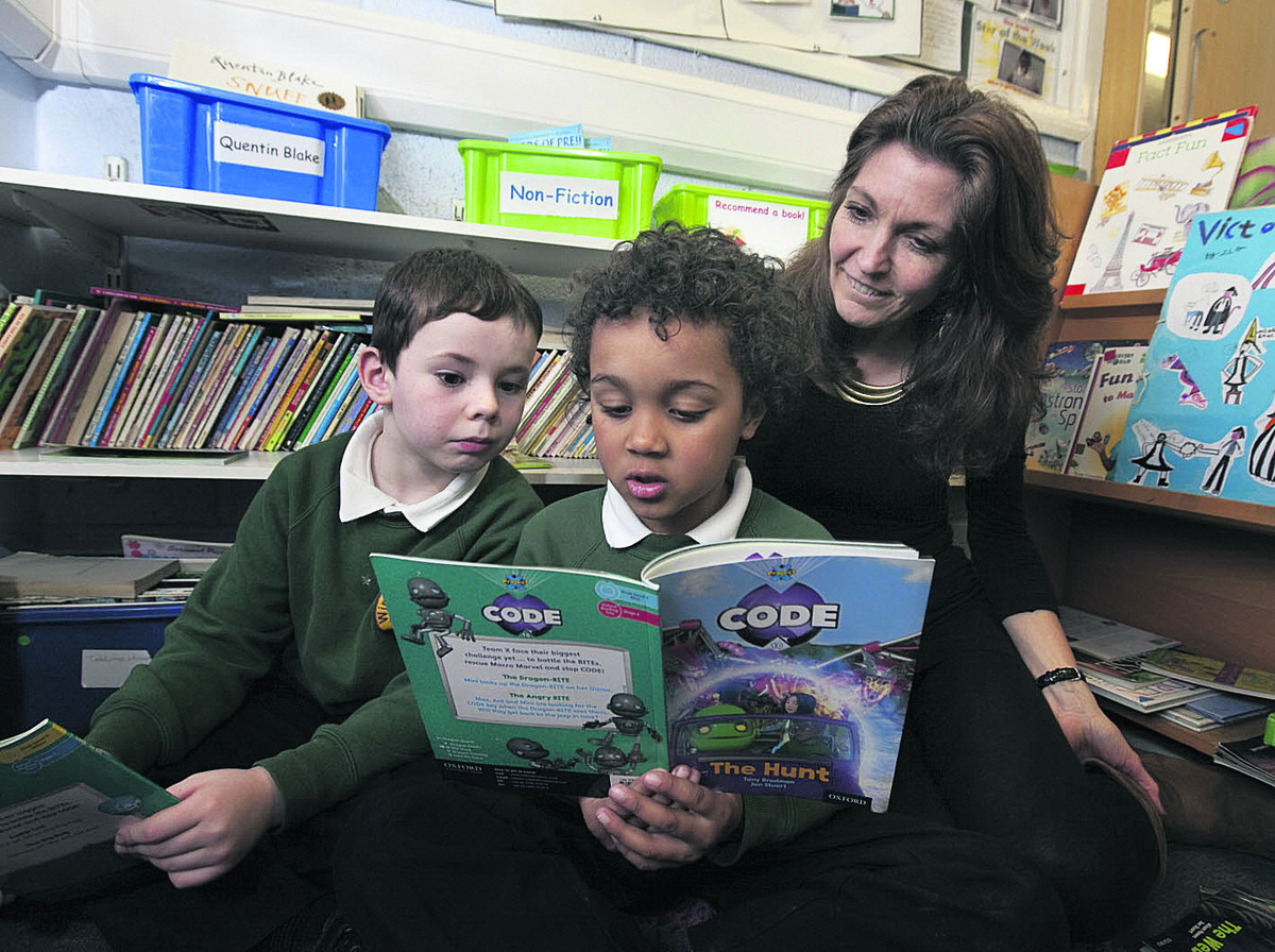 Reading campaign extended after proving to be big success