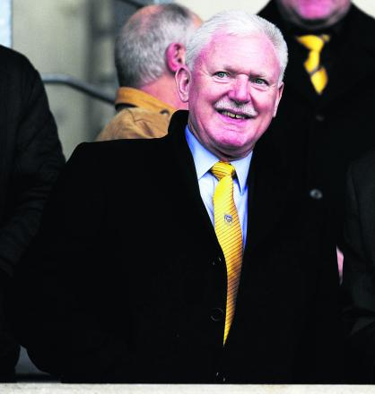 Ian Lenagan has urged fans to get behind Mickey Lewis and the players