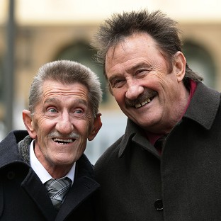 Chuckle Brother gives DLT evidence