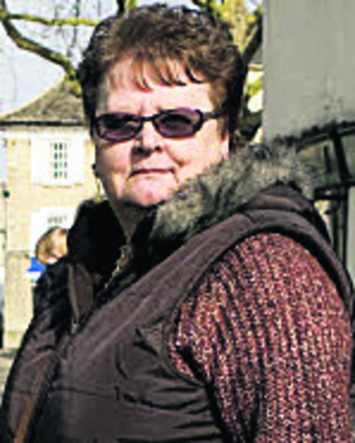 Councillor Brenda Churchill
