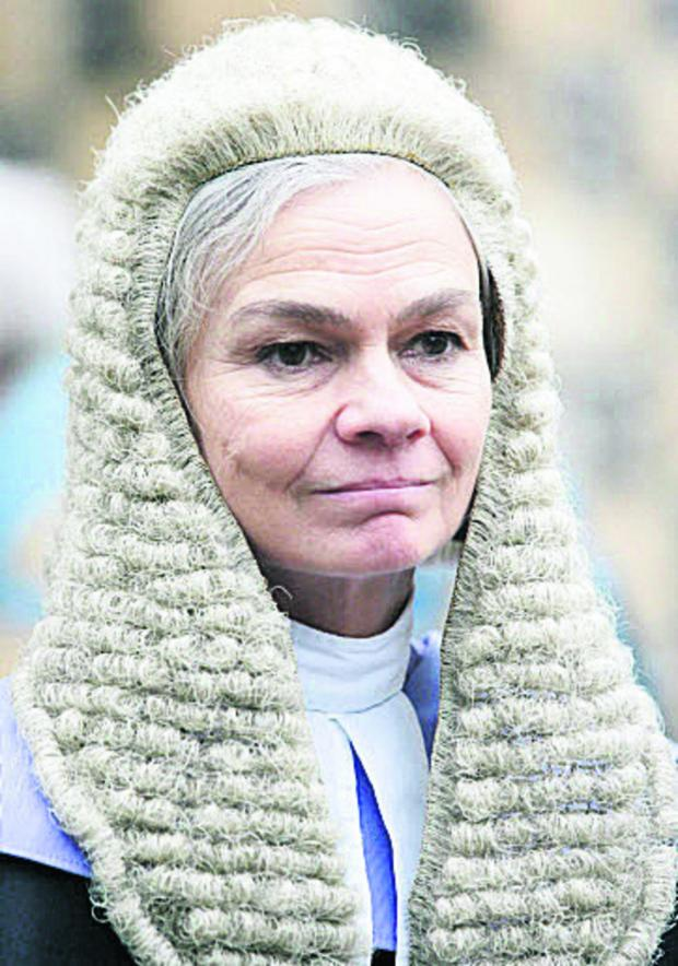 The Oxford Times: Judge Mary Jane Mowat