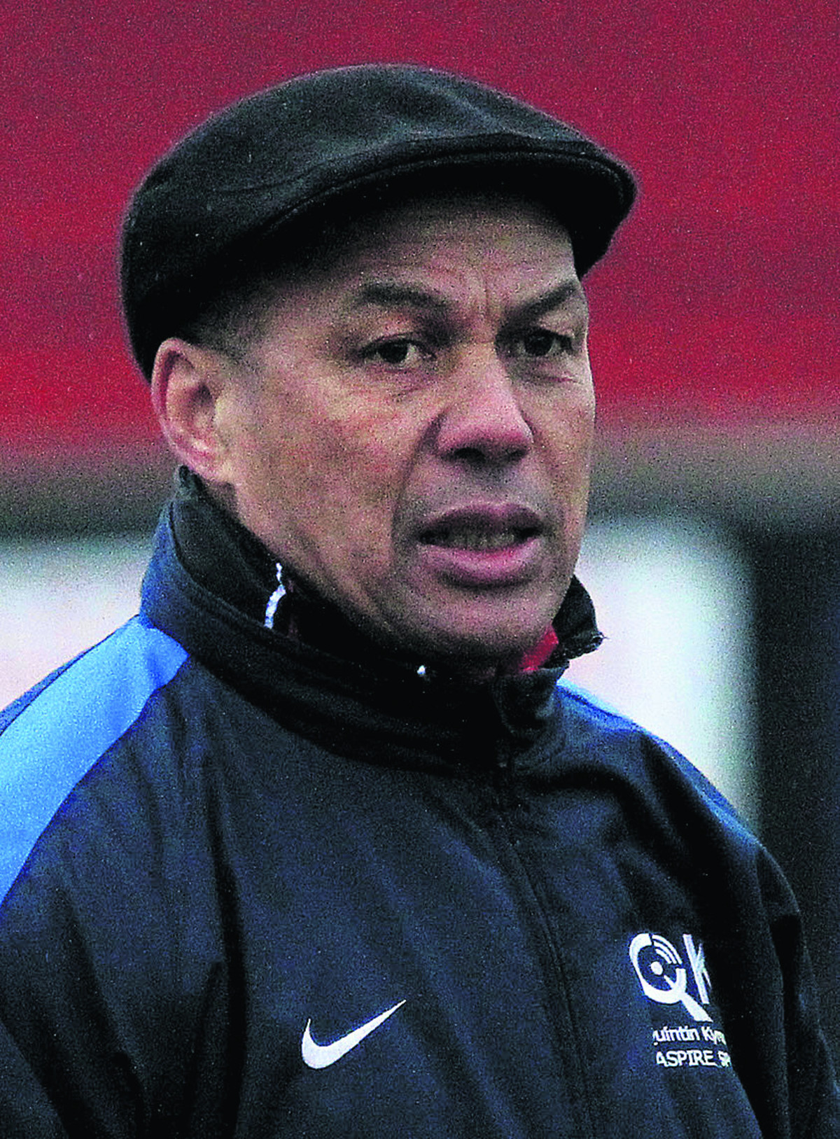 Edwin Stein wants a positive response after Tuesday's 8-0 defeat at Chesham United