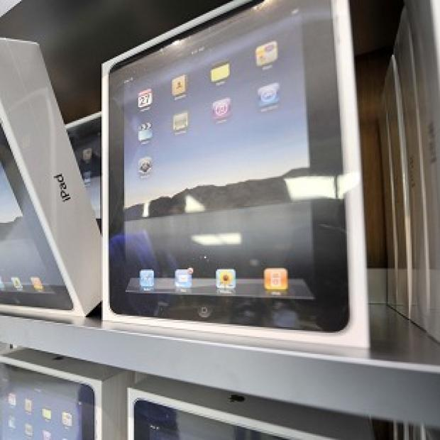 The Oxford Times: Whitehall departments have splashed out on 464 iPads, 314 iPhones, 160 Mac computers and two iPod Touches