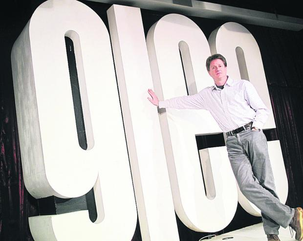 The Oxford Times: Glee Club owner Mark Tughan