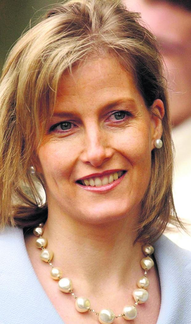 The Oxford Times: Sophie, Countess of Wessex