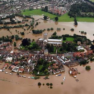 Met Office's chief scientist Dame Julia Slingo delivered a grim warning that the country should prepare itself for more floodi