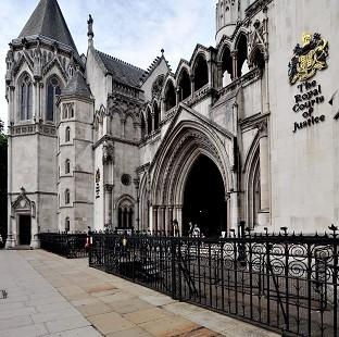 A father seeking contact with his daughter has been praised by a High Court judge.