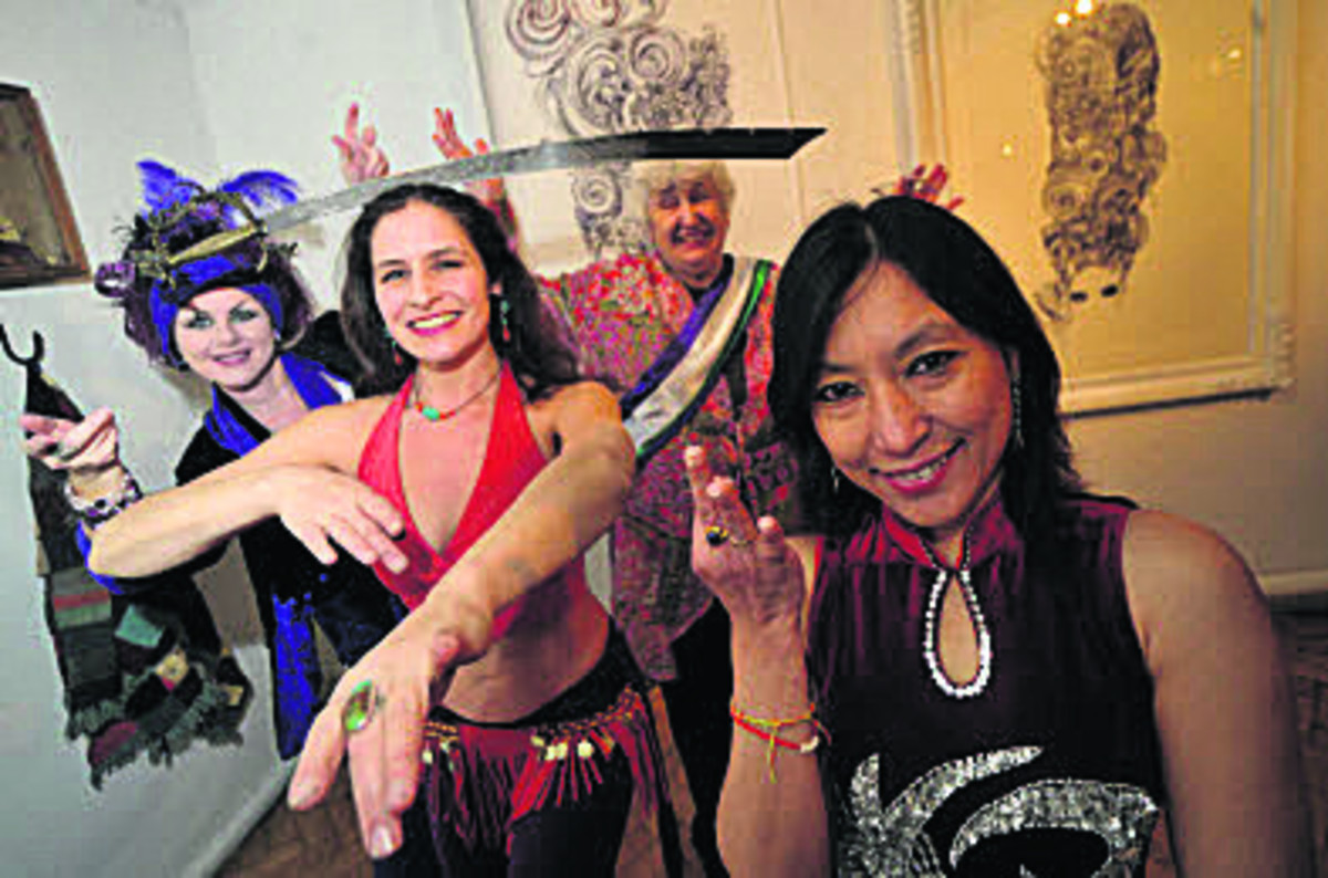 Women's festival to mine a silver theme