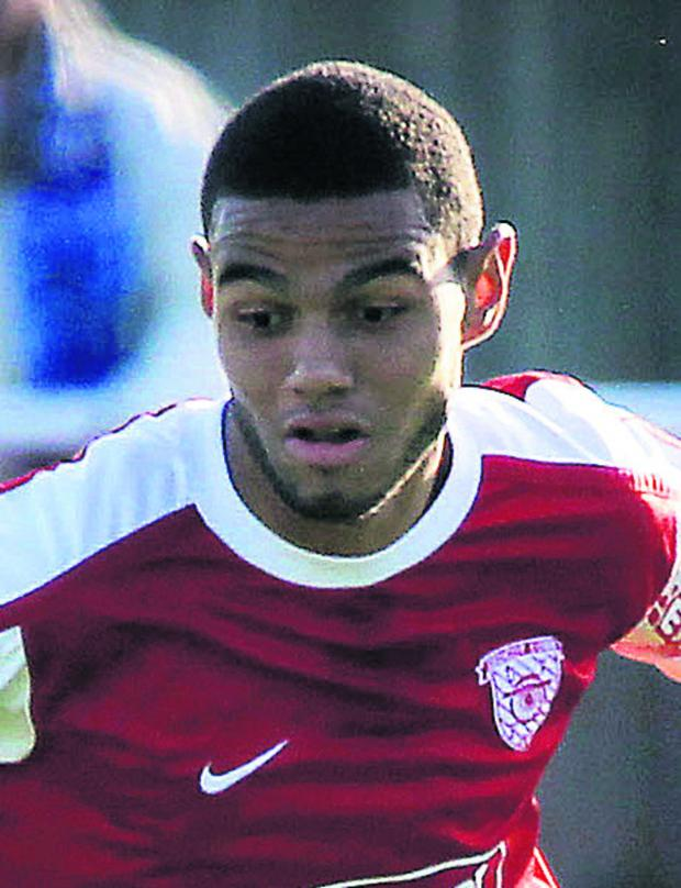 The Oxford Times: Lance Williams misses Didcot Town's home game with Taunton due to an ankle injury