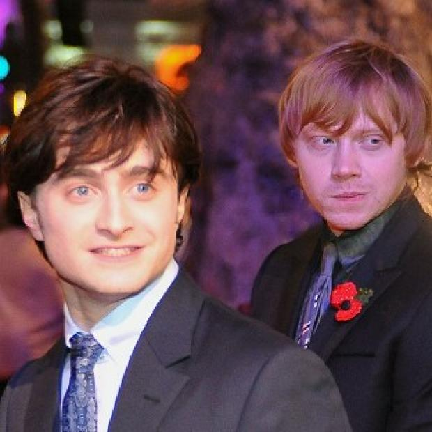 The Oxford Times: Rupert Grint was named the London newcomer of the year - an award Daniel Radcliffe won previously for Equus