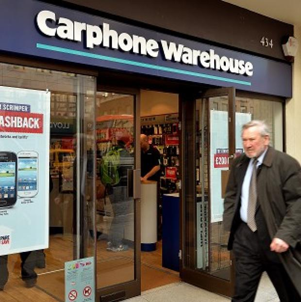 The Oxford Times: Carphone Warehouse is the subject of merger talks by Curry and PC World parent firm Dixons Retail Group