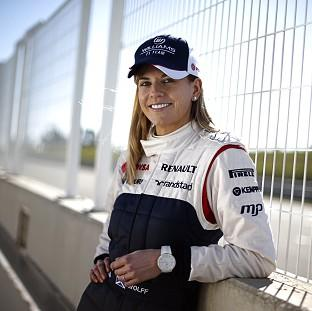 The Oxford Times: Susie Wolff joined Williams in 2012 after seven years in the German Touring Car championship