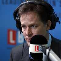 Clegg plea over university costs
