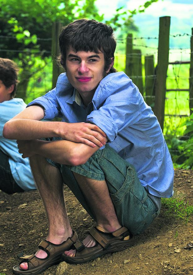 The Oxford Times: Connor Sparrowhawk