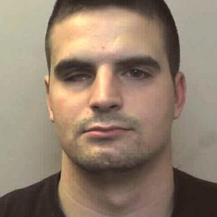 Liam Culverhouse (pictured) was last month jailed for six years a