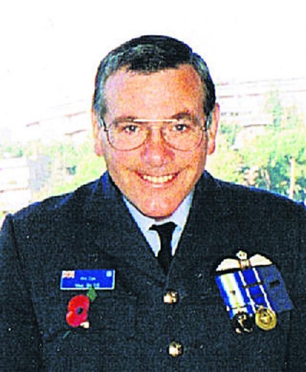 The Oxford Times: Flt Lt Mike Blee
