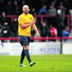 The Oxford Times: David Hunt is hoping to win promotion from League Two for the fourth time Picture: Dan Westwell
