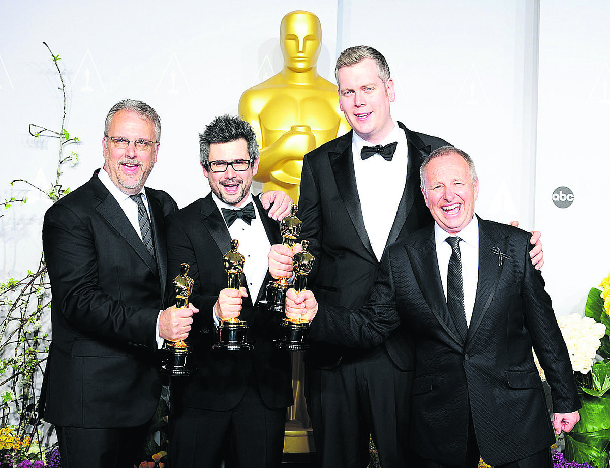 Local Oscar winner feels weight of fame
