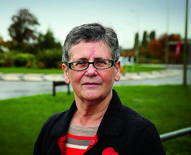 The Oxford Times: Margaret Davies, Didcot Town Council leader