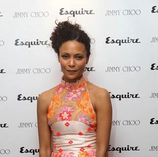 Thandie Newton revealed her son was born at home on March 3