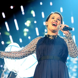 Sam Bailey has had to postpone her tour after she found she is pregnant