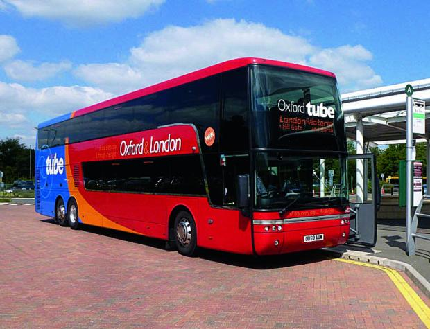 The Oxford Times: Oxford Tube buses are being replaced