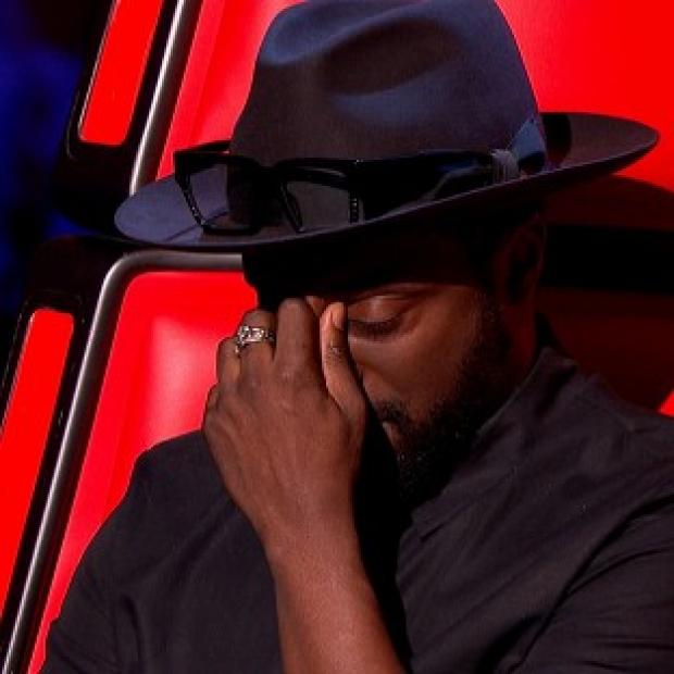 The Oxford Times: Will.i.am had to take time out from The Voice when he was unable to choose between two contestants