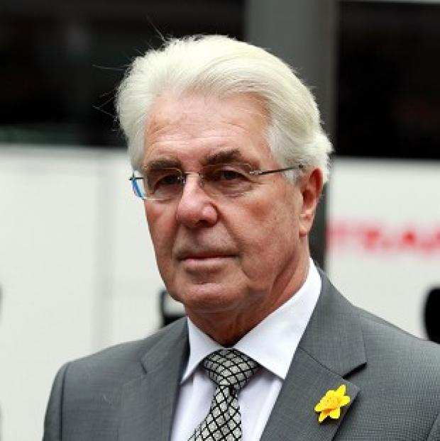 The Oxford Times: PR guru Max Clifford is accused of a total of 11 counts of indecent assault against seven women and girls