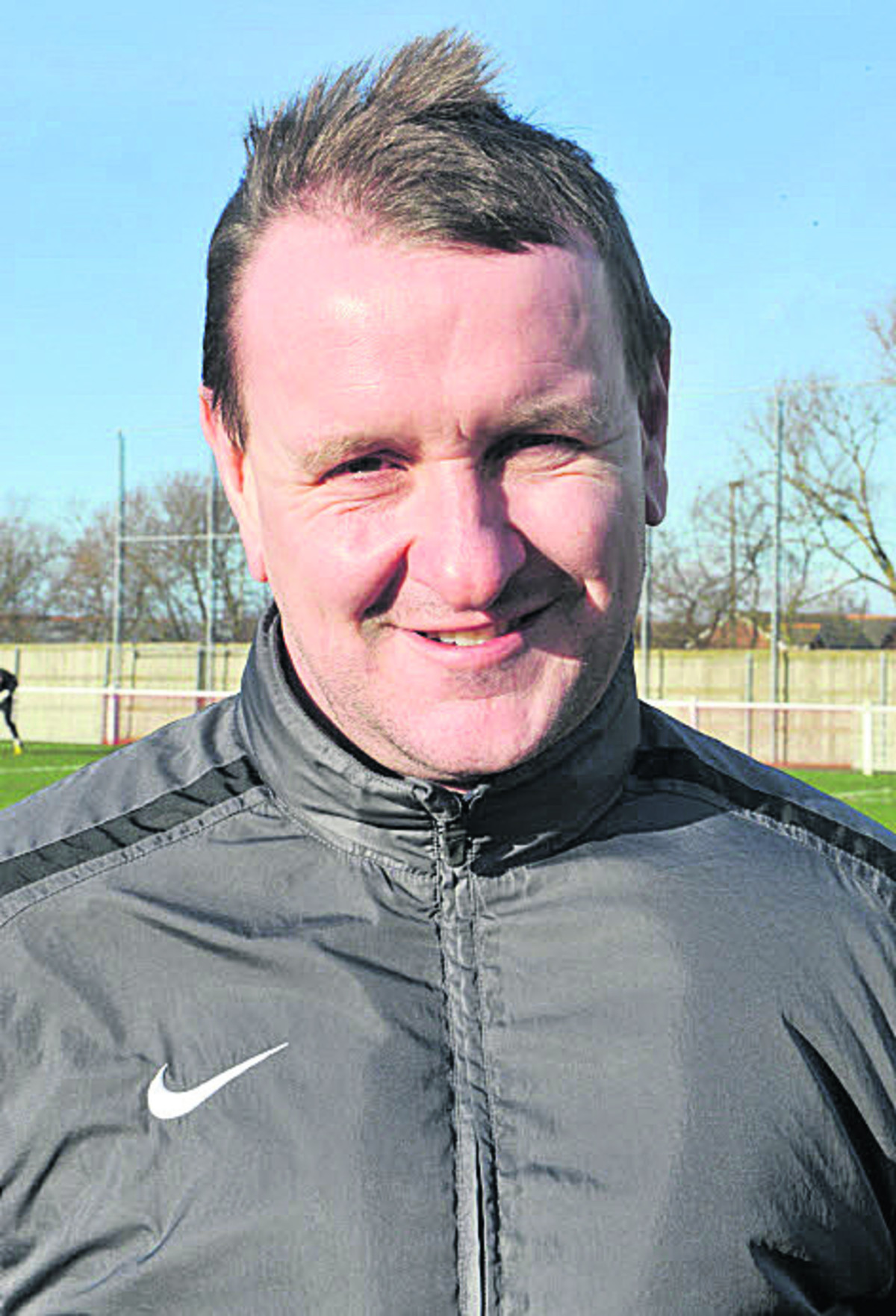 Didcot Town's joint boss Ian Concannon