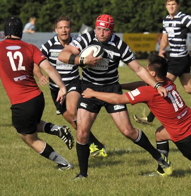The Oxford Times: Sam Stoop is back in Chinnor's squad to face Ampthill at Kingsey Road in National 2 South tomorrow
