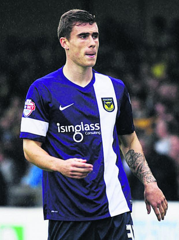 The Oxford Times: Josh Ruffels joined Oxford United last summer