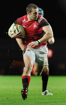 Carl Kirwan will lead London Welsh