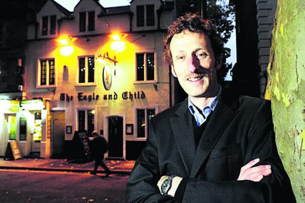 The Oxford Times: Giles Ingram