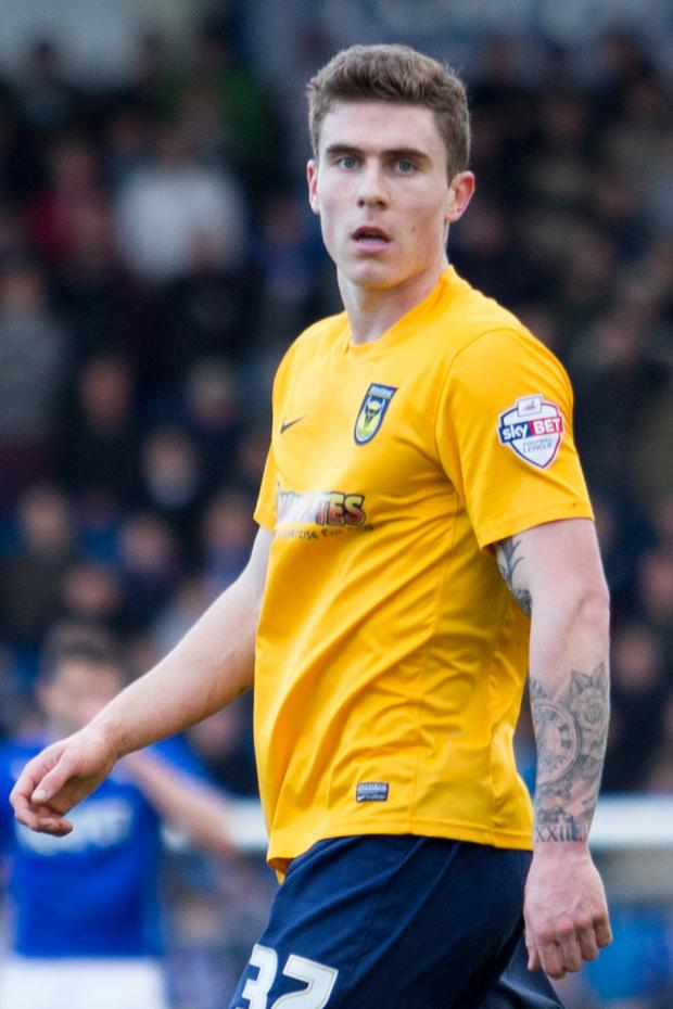 The Oxford Times: Ruffels signs long-term contract at Oxford United