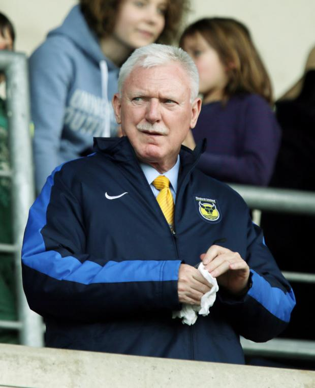 The Oxford Times: U's chairman Ian Lenagan won't be rushed into making a decision on the new manager
