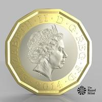 The Oxford Times: The new one pound coin announced by the Government will be the most secure coin in circulation in the world (HM Treasury/PA)