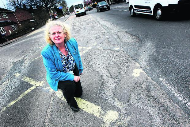 The Oxford Times: Liberal-Democrat councillor Roz Smith.   Picture: OX66095 Ed Nix