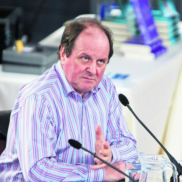 The Oxford Times: Today presenter Jim Naughtie