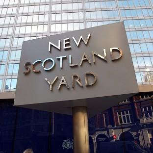 Scotland Yard warned people who read banned Islamist websites cou
