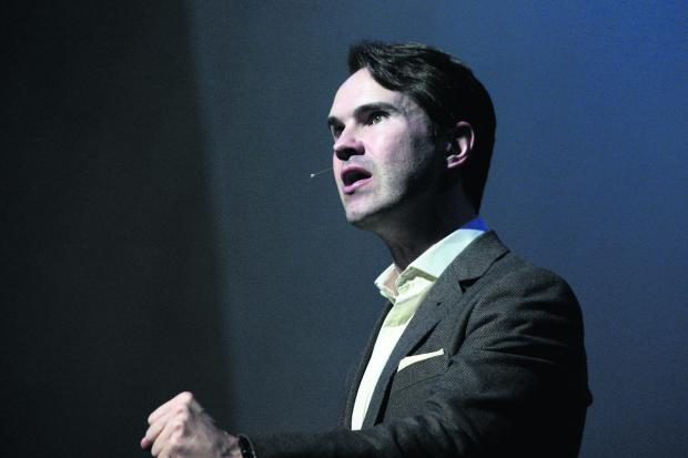 The Oxford Times: Jimmy Carr