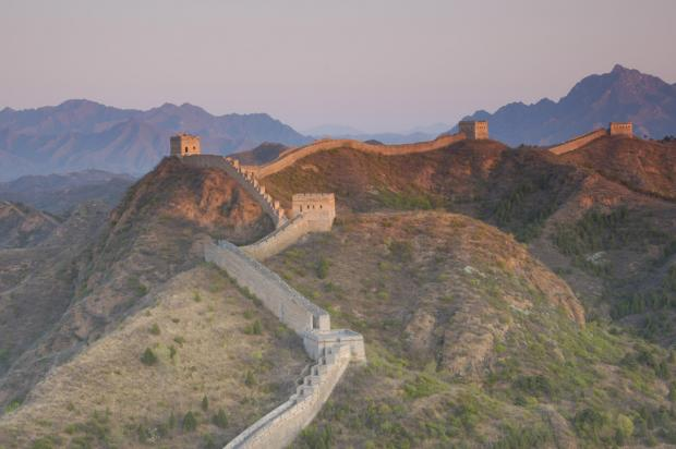 The Oxford Times: The Great Wall of China